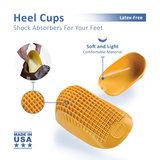 Tuli's Classic - Heel Cups - 2 stuks_