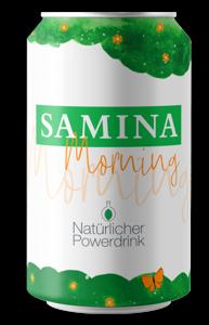 SAMINA Morning - Energiedrank - 12 x 150 ml